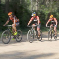 The basic principles when riding in a group