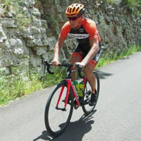 The right road bike shifting and pedalling technique