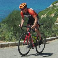 Road bike climbing tips
