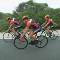Principles of riding in a group