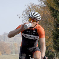Hydration when cycling